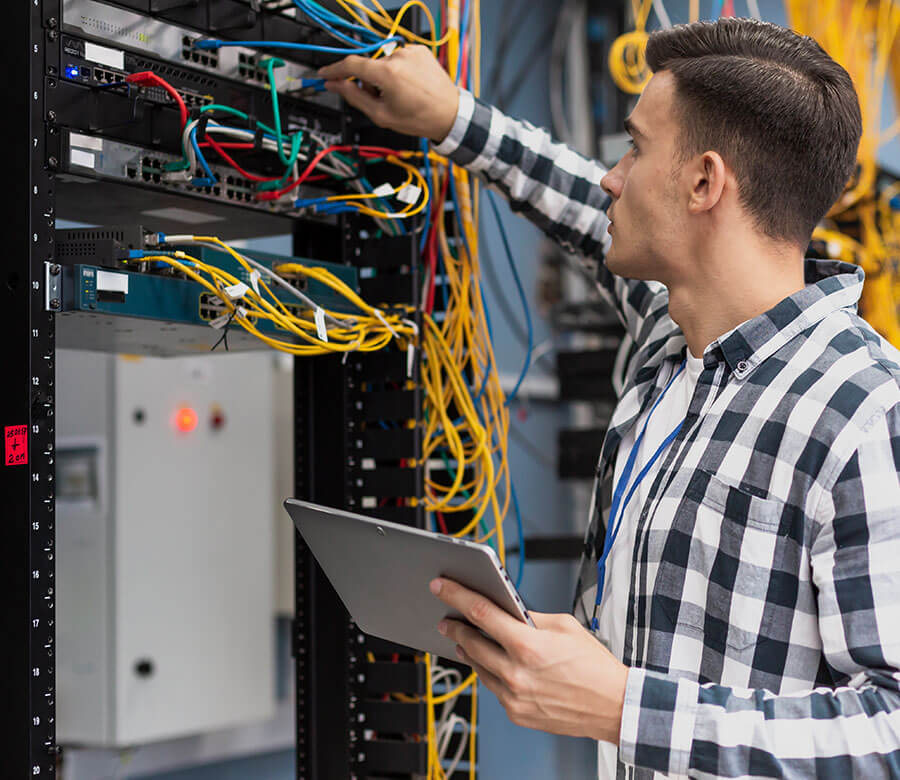 Cabling Infrastructure Solutions